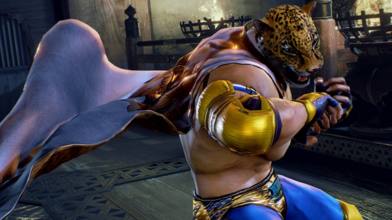 Pełen dramaturgii fabularny zwiastun bijatyki Tekken 7