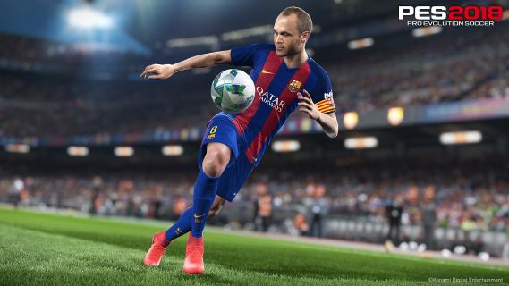 Pro Evolution Soccer 2018 – jak ewoluowała seria?