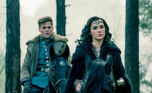 W tych kategoriach Wonder Woman ma szansę na Oscary