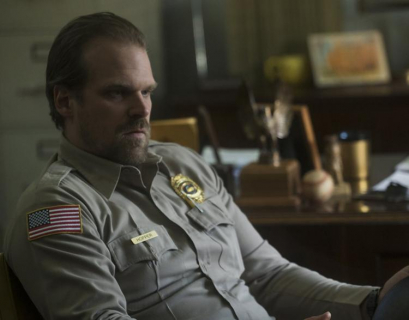 Czarna Wdowa - David Harbour o postaci Red Guardiana