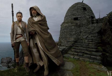 Zobacz nową galerię zdjęć z filmu Ostatni Jedi