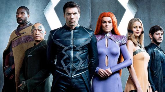 Inhumans - czy będzie reboot produkcji Marvela?