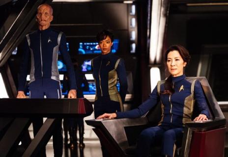 Star Trek: Discovery – teaser ujawnia tytuły czterech pierwszych odcinków