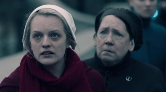 Opowieść podręcznej – Christopher Meloni i Elizabeth Reaser w 3. sezonie