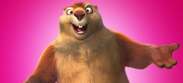 Gang wiewióra 2 – bohaterowie animacji na nowych kolorowych plakatach