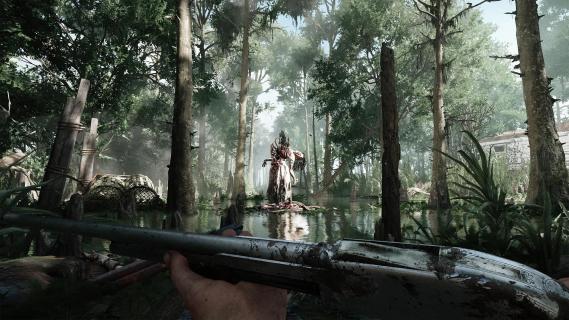 Crytek pokazał rozgrywkę z gry Hunt: Showdown