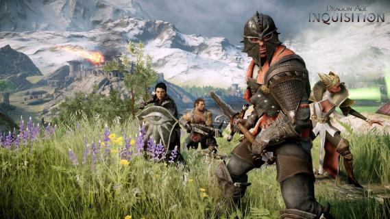 Mike Laidlaw z BioWare również sugeruje, że nowe Dragon Age powstaje