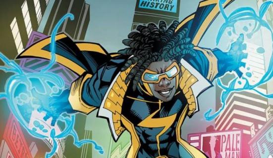 Showrunner Black Lightning o Static Shocku i ewentualnym crossoverze
