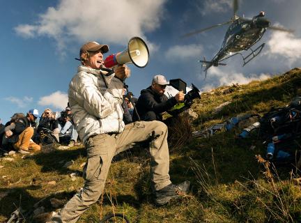 Songbird - osoba z planu filmowego oskarża produkcję o nieprzestrzeganie protokołów bezpieczeństwa