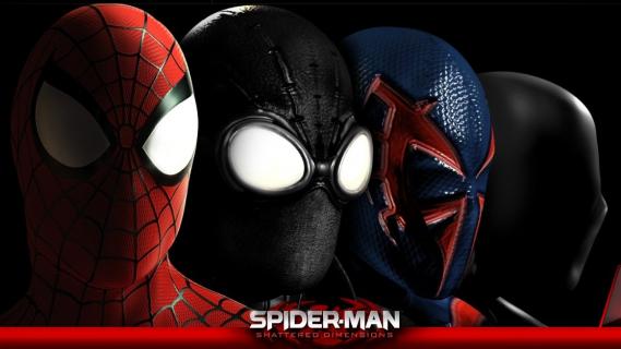 Gry ze Spider-manem w roli głównej