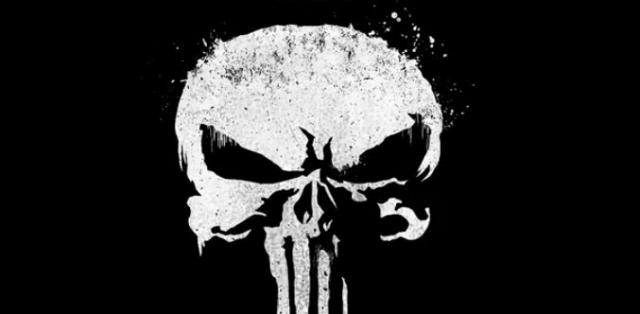 Logo serialu The Punisher na nowym ruchomym plakacie