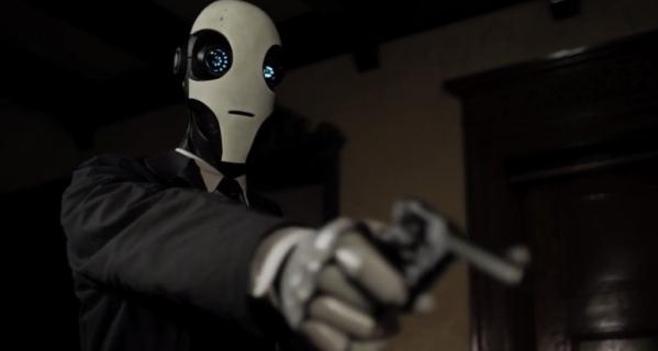 Roboty i ludzie w alternatywnej rzeczywistości. Zobacz pierwszy zwiastun serialu Automata