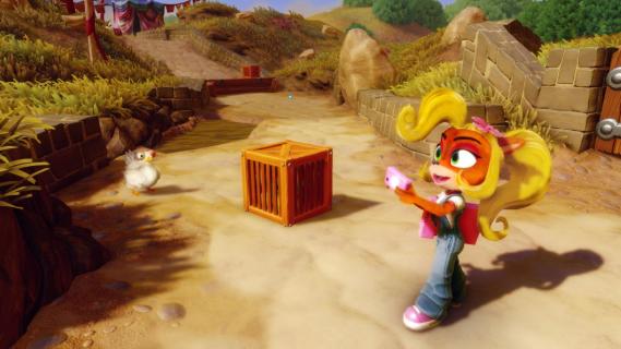 Crash Bandicoot N. Sane Trilogy oficjalnie trafi na nowe platformy