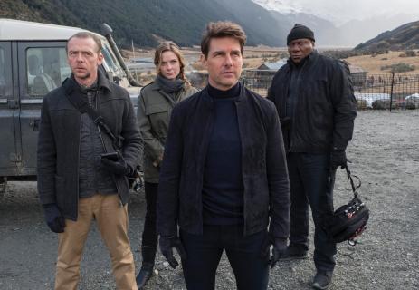 Mission: Impossible 6 – oficjalny tytuł i zdjęcie z popisu kaskaderskiego