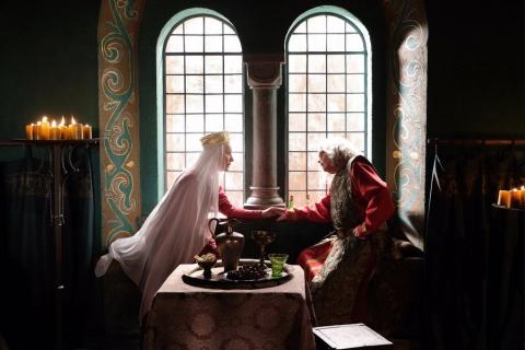 Korona królów – zobacz zwiastun serialu TVP