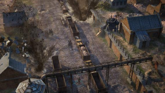 Iron Harvest – fragmenty rozgrywki na nowym materiale z gry
