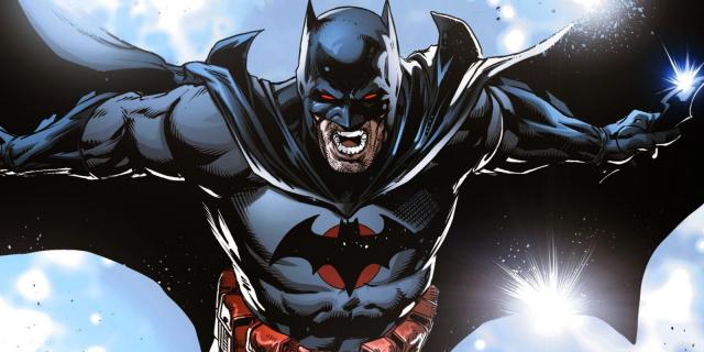 DCEU - Jeffrey Dean Morgan jako Batman z Flashpoint. Zobacz świetną figurkę