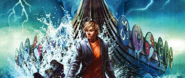 Statek Umarłych: nowa fantasy Ricka Riordana jesienią