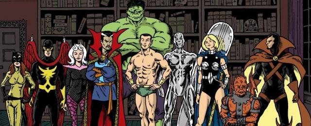 Defenders Obrońcom nierówni. Komiks, telewizja i pewna wizyta na planie