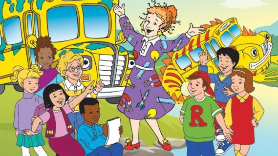 Magiczny autobus powraca. Zwiastun serialu animowanego Netflixa