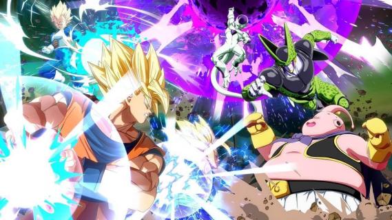 Japoński magazyn zdradził datę premiery Dragon Ball FighterZ