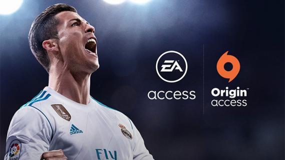 Posiadacze EA i Origin Access już mogą grać w FIFA 18