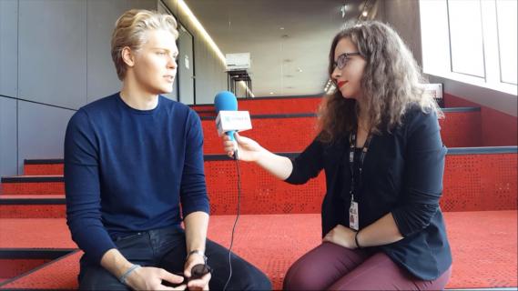 Rozmawiamy z ekipą filmu Najlepszy, zdobywcami Nagrody Publiczności w Gdyni