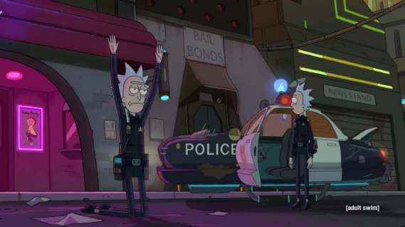 Rick and Morty: Sezon 3, odcinki 7 i 8 – recenzja