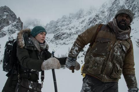 Pomiędzy nami góry – recenzja filmu