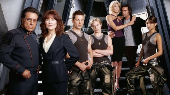 Battlestar Galactica - jaki będzie ten reboot? Twórca Mr. Robot opowiada o serialu