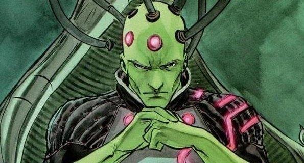 Wiemy, kto zagra Brainiaca w nowym serialu Krypton