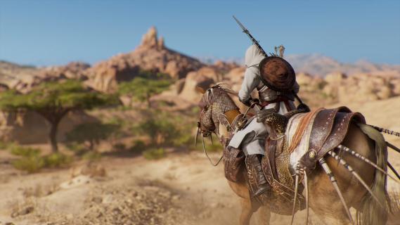 Assassin's Creed: Origins na PC sprawdzimy za darmo. Ubisoft zapowiada weekendową promocję