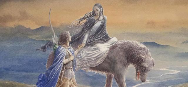 Beren i Lúthien: polskie wydanie książki J.R.R. Tolkiena już dostępne