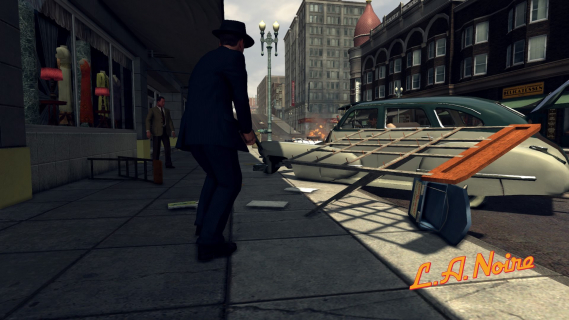 L.A. Noire – porównanie wideo reedycji gry