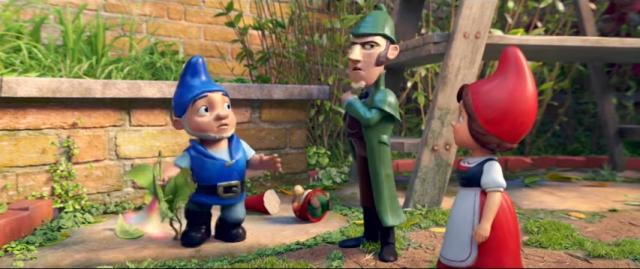 Skrzat-detektyw w akcji. Zobacz ruchome plakaty filmu Sherlock Gnomes