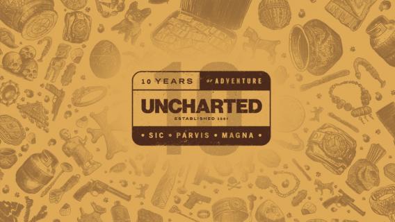 Naughty Dog świętuje 10. urodziny gry Uncharted