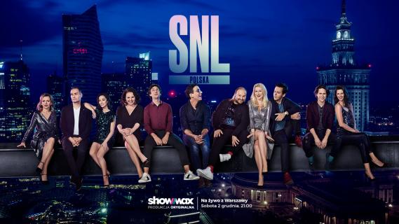Obejrzyj najlepsze skecze z 1. odcinka SNL Polska