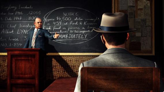 Remaster L.A. Noire otrzymał zwiastun wersji na Nintendo Switch