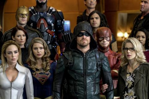 Arrowverse - The CW ma w planach kolejny serial superbohaterski