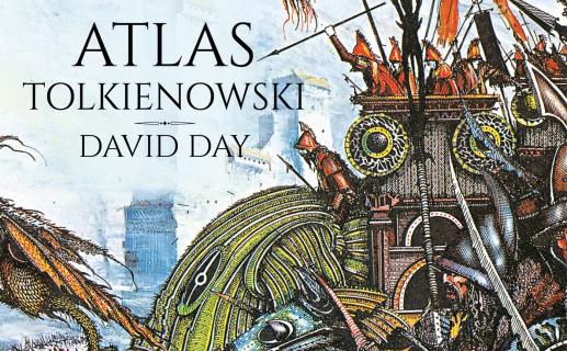 Atlas Tolkienowski – recenzja książki