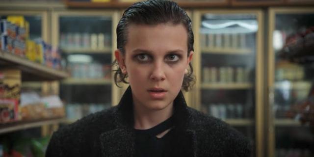 Tak będzie wyglądać Eleven w 3. sezonie Stranger Things? Zdjęcia z planu
