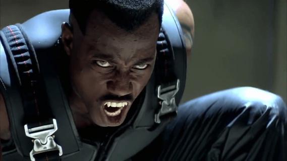 Powrót do przeszłości: Zobacz zdjęcia z planu filmu Blade – Wieczny łowca