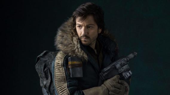 Star Wars: Diego Luna o serialu o Cassianie Andorze. Plany pojawiły się już dawno