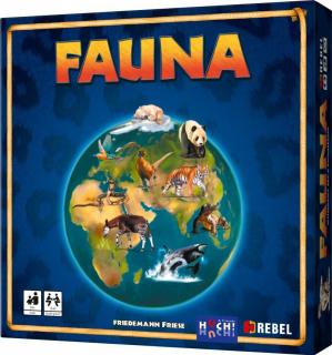 Fauna – recenzja gry planszowej