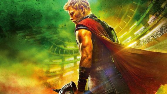 Thor: Ragnarok – zbroja gladiatora miała wyglądać inaczej. Zobacz grafiki