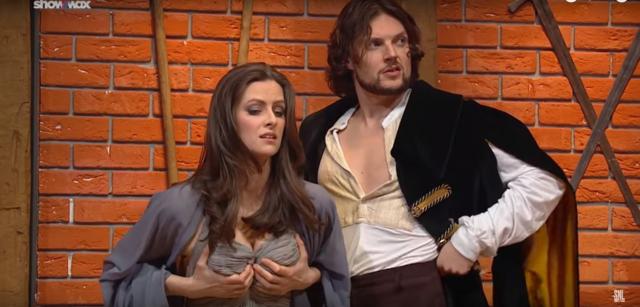 Zabawne cameo postaci z Korony królów w SNL Polska