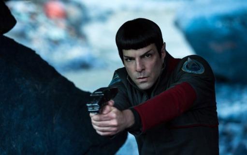 Zachary Quinto ponownie o Star Treku Tarantino. Będzie kategoria R?