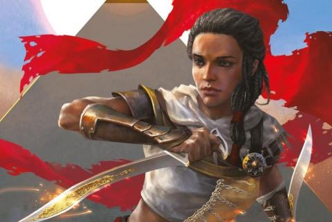 Assassin's Creed: Origins otrzyma swój własny komiks. Zobacz przykładowe plansze