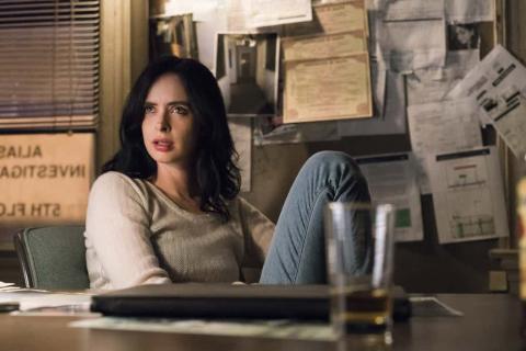 Jessica Jones – nowe zdjęcia z planu 3. sezonu