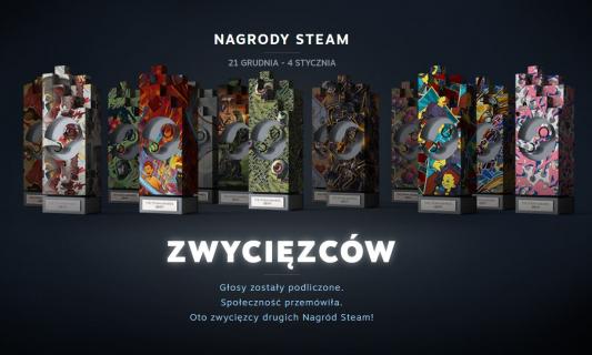 Steam Awards – znamy zwycięzców nietypowego plebiscytu